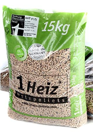 1 Heiz DIN Plus Pellets 1 Sack / 15 kg
